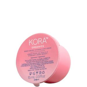 Kora Organics Berry Bright Vitamin C Eye Cream Refill Pod 15ml