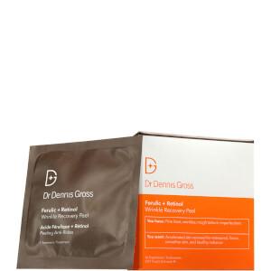 Peeling de Recuperación de Arrugas con Ferúlico y Retinolde Dr Dennis Gross (16 unidades)
