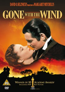 GONE WITH WIND (DVD)