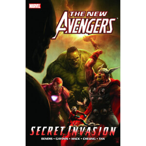 New Avengers Trade Paperback Vol 08 Secret Invasion Book 01