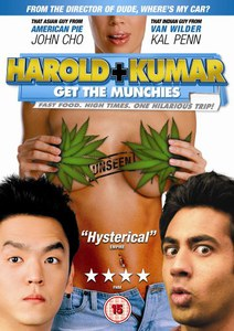 Harold and Kumar Get Munchies