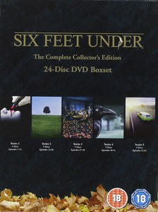 Coffret Six Feet Under - Saison 1 - 5 -
