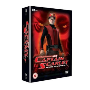 Gerry Anderson's New Captain Scarlet - Series 1 And 2