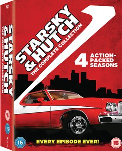 Starsky and Hutch: Complete Verzameling