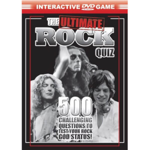 The Ultimate Rock Quiz