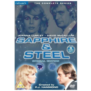 Sapphire And Steel - Complete Series [Repackaged]