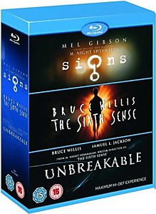 M. Night Shyamalan - Box Set