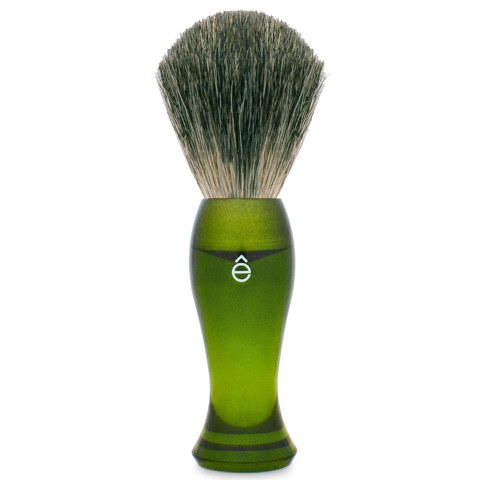 Blaireau de Rasage Vert eShave