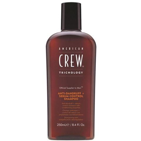American Crew Anti Dandruff + Sebem Control Shampoo (250ml)