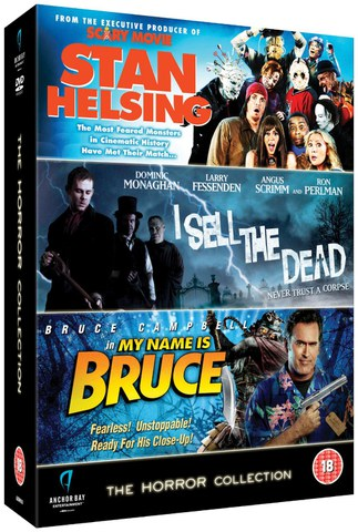 Horror Collection (Stan Helsing / I Sell The Dead / My Name Is Bruce)