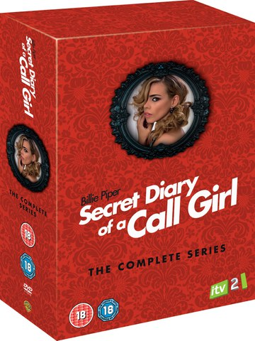 Secret Diary of A Call Girl - Series 1-4