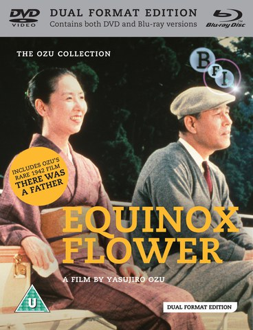 Equinox Flower / There was a Father Dual Format Edition [Blu-ray+DVD]