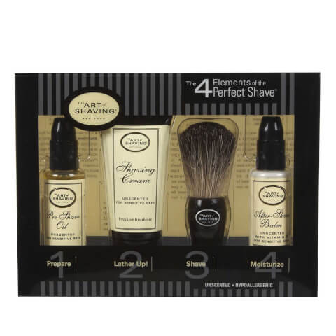 Coffret Rasage Débutant The Art Of Shaving