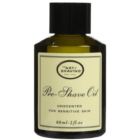 The Art of Shaving Pre-Shave Oil Unscented 60ml