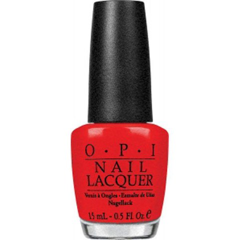OPI Nail Varnish - Red My Fortune Cookie (15ml)