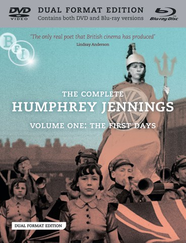 De Humphrey Jennings Verzameling - Volume 1: The First Days (Dual Format)