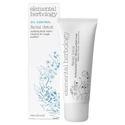 Elemental Herbology Facial Detox Purifying Facial Mask 2.5oz