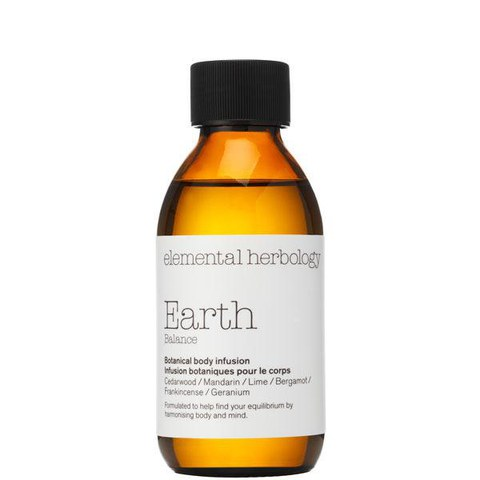 Elemental Herbology Massage Oil - Earth For Balance
