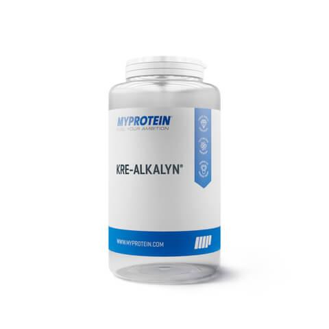 Myprotein Kre-Alkalyn -kreatiinivalmiste