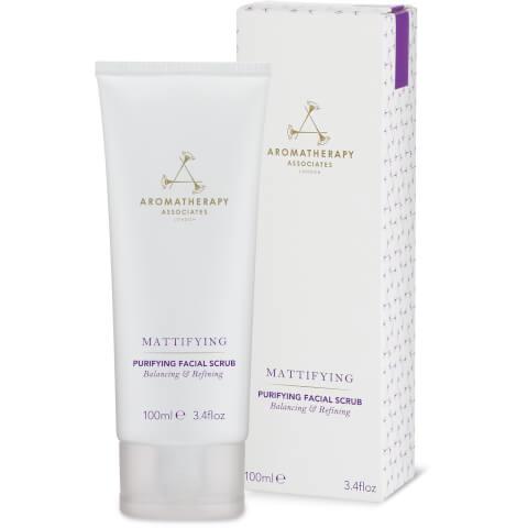 Aromatherapy Associates Essential Skincare Purifying Facial Scrub (100ml)