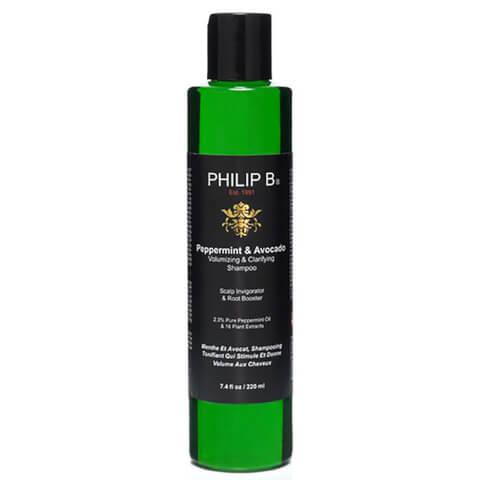 Philip B Peppermint & Avocado Volumizing & Clarifying Shampoo (7.4oz)