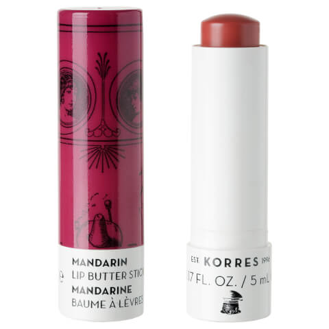 KORRES Lip Butter Stick Spf15 - Rose