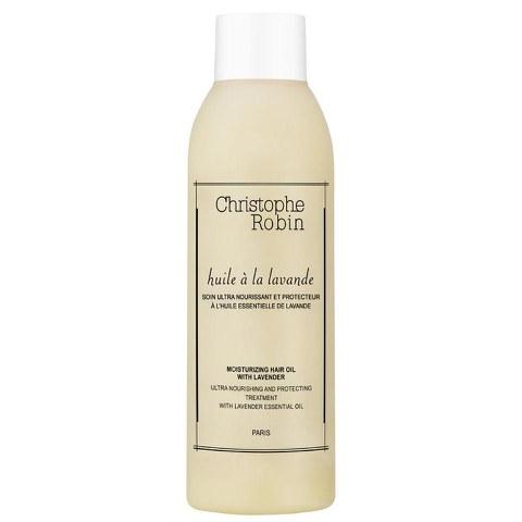 Christophe Robin Moisturizing Hair Oil with Lavender (5oz)