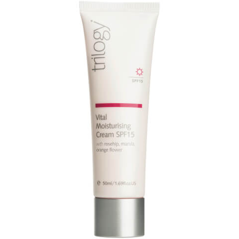 Trilogy Vital Moisturising Cream SPF15 (50ml)