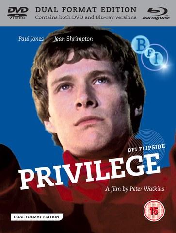 Privilege ( Flipside) [Dual Format Editie]