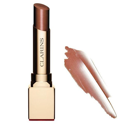 CLARINS ROUGE PRODIGE LIPSTICK - 125 MOCHACCINO
