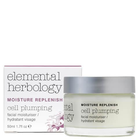 Elemental Herbology Cell Active Rejuvenation Age Support Facial Moisturizer - 50ml