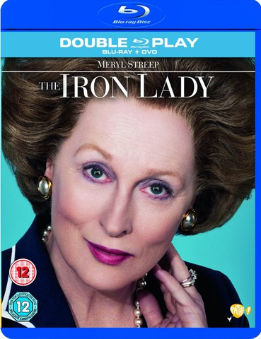 The Iron Lady - Double Play (Blu-Ray en DVD)