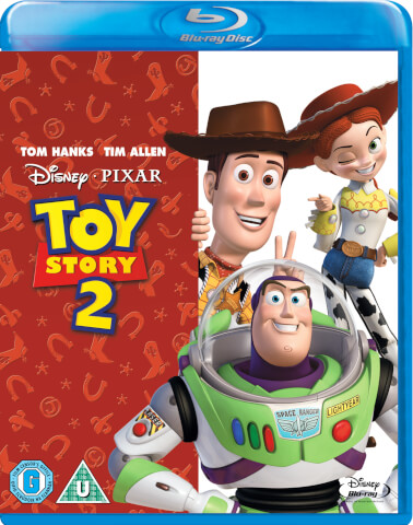 Toy Story 2 (Single Disc)