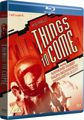 Things to Come - Double Play (Blu-Ray and DVD)