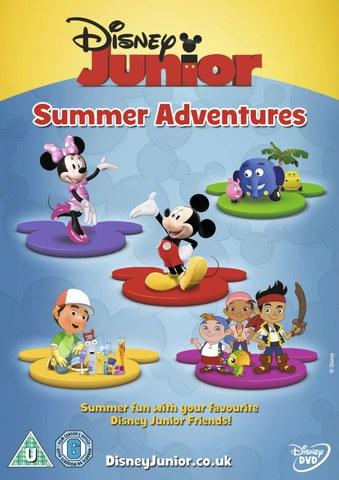 Disney Junior Summer Adventures