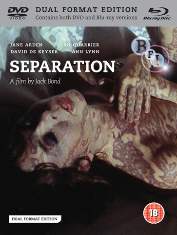 Separation (Blu-Ray en DVD)