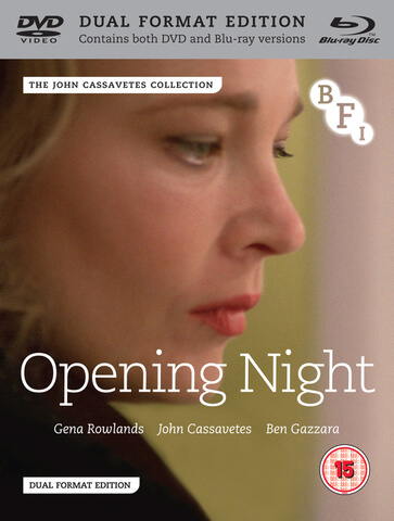 Opening Night - Dual Format Editie