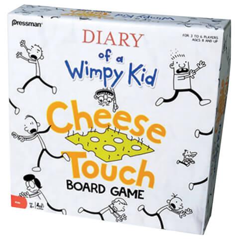Gregs Tagebücher - Cheese Touch Board Games