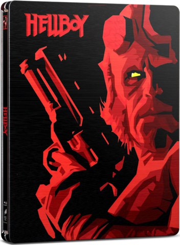 Hellboy - Steelbook Edition (UK EDITION)