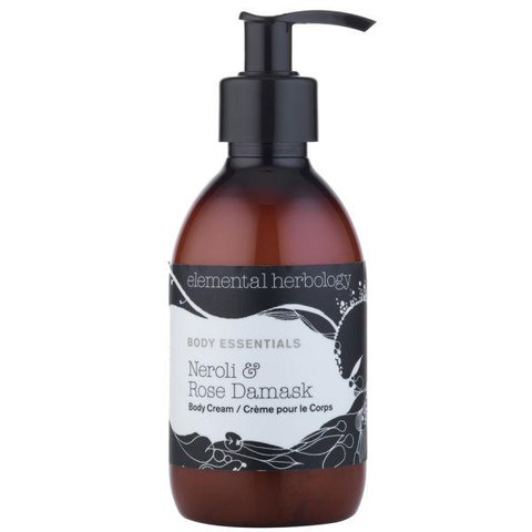 Elemental Herbology Neroli and Rose Damask Body Cream