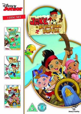 Jake and the Never Land Pirates Box Set