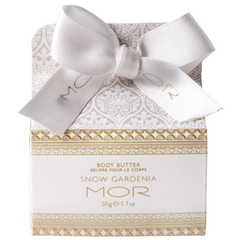Little Luxuries Mini Butter 50g Snow Gardenia