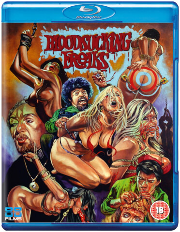 Bloodsucking Freaks - Extreme Uncut Collectors Edition