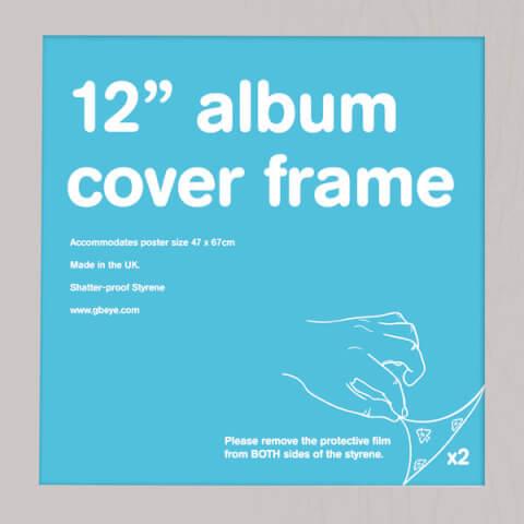 Silver Frame Album - 12