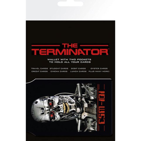Porte-Cartes The Terminator - Endoskeleton