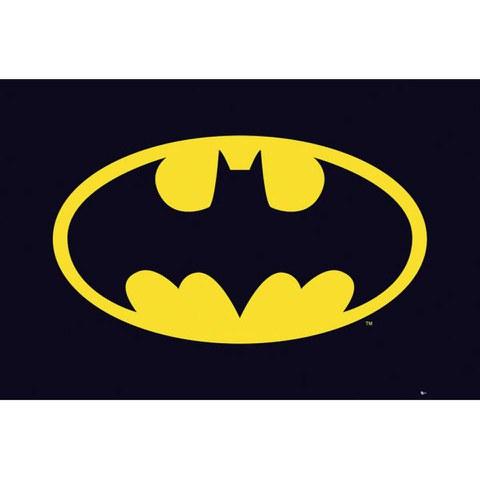 Batman Classic Logo - Maxi Poster - 61 x 91.5cm