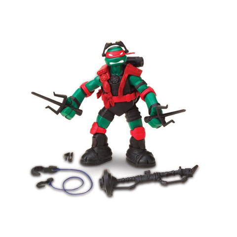 Teenage Mutant Ninja Turtles Action Figur - Stealth Tech Raphael