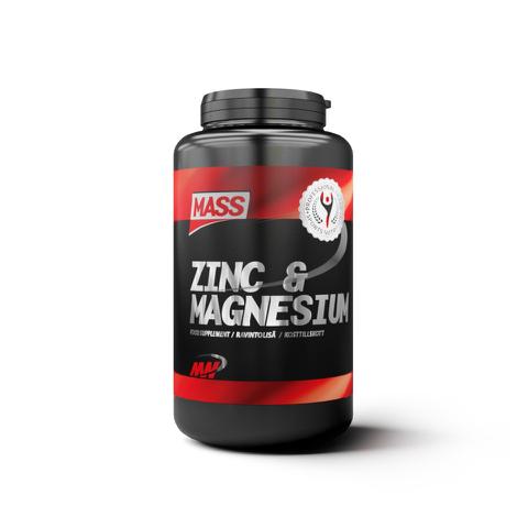 Mass Zinc and Magnesium