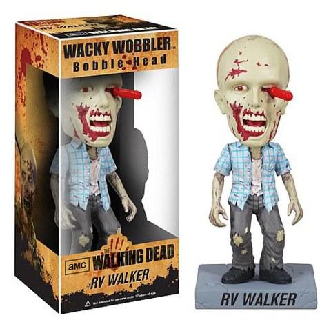 The Walking Dead RV Walker Zombie Bobblehead
