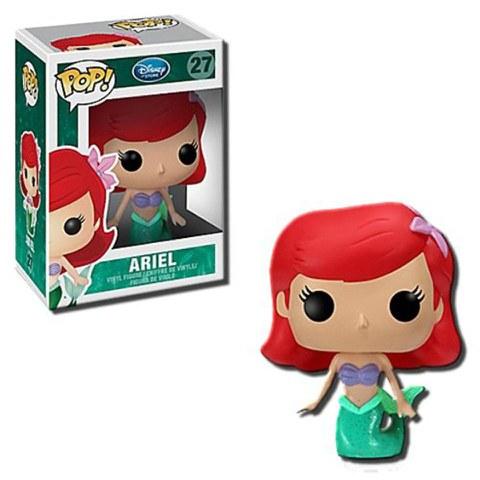 Figura Pop! Vinyl Disneys Ariel